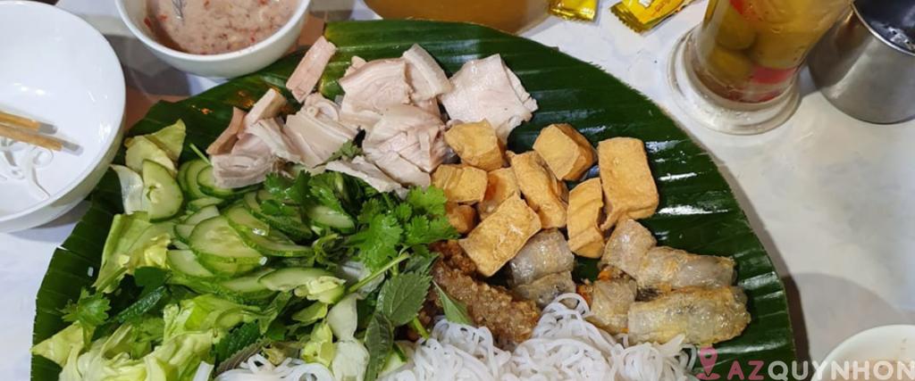 Hà Nội Nhớ – Tiệm bún đậu đầu tiên tại Quy Nhơn