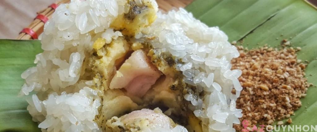 Xôi Xéo Quy Nhơn – Món ăn Thủ Đô ngay tại Quy Nhơn