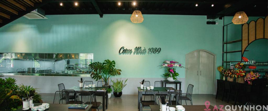 Cơm Nhà 1989 – Quán cơm được ưa chuông tại Quy Nhơn