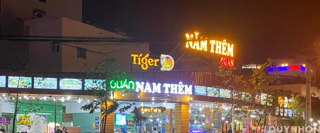 Năm Thêm – Quán nhậu có tiếng tại Quy Nhơn