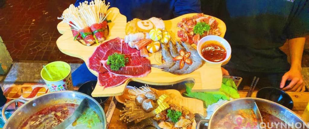 Oshi – Quán lẩu nướng ngon chất tại Quy Nhơn