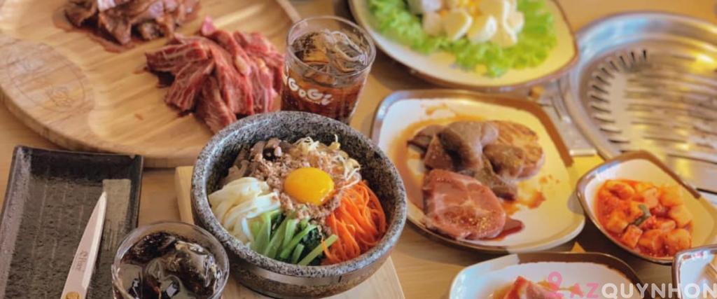 Gogi House – Thương hiệu nướng Hàn Quốc