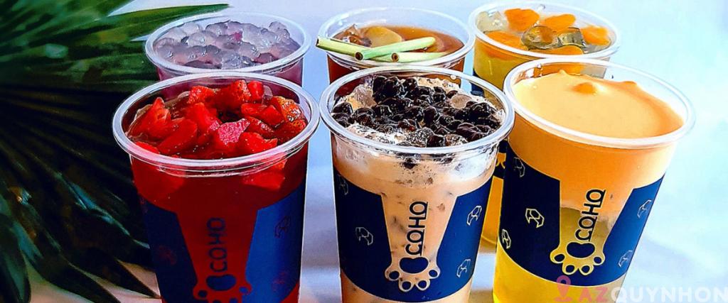 COHO Coffee – Quán cafe với góc check in siêu đẹp