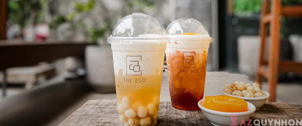 The Ego káfe – Quán Cafe có vị trí ngồi riêng tư nhất