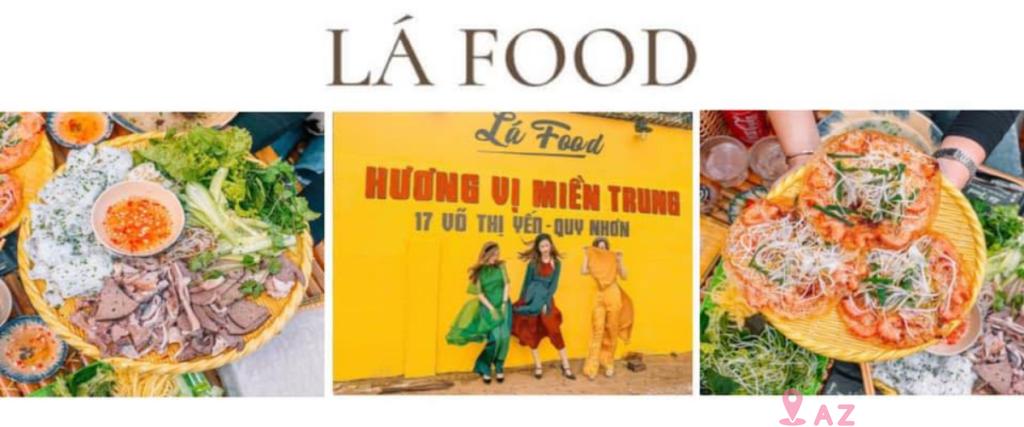 Bánh xèo Lá Food – Hương vị đồng quê