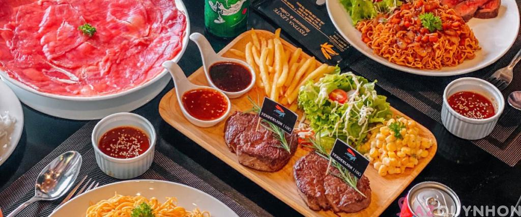 Festina Lente – Nhà hàng Âu đẹp và sang trọng
