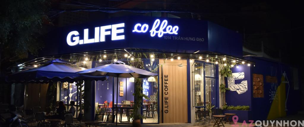 G-Life Coffee – Cafe học bài số 1 Quy Nhơn