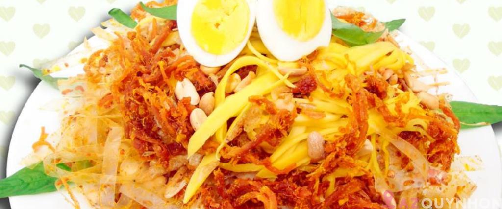 Cô Phương – Tiệm bánh trộn thương hiệu tại Quy Nhơn