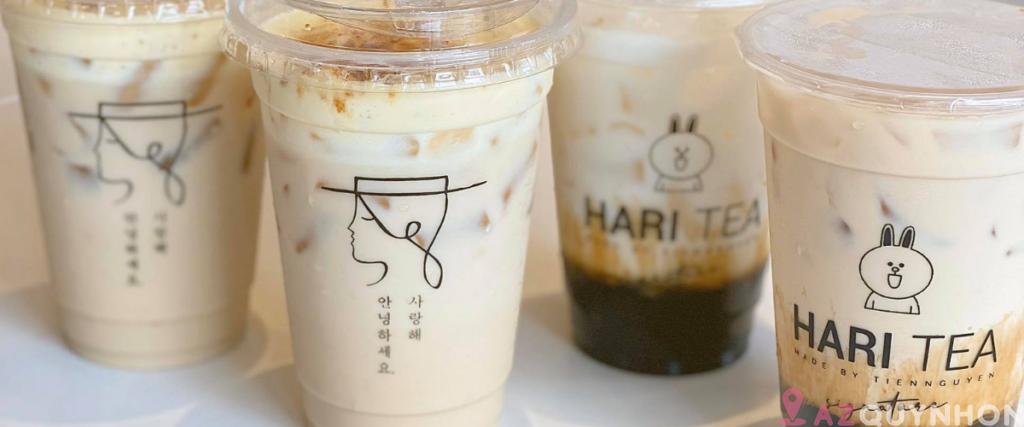 Hari Tea – Tiệm trà sữa Hương Vị Đài Loan
