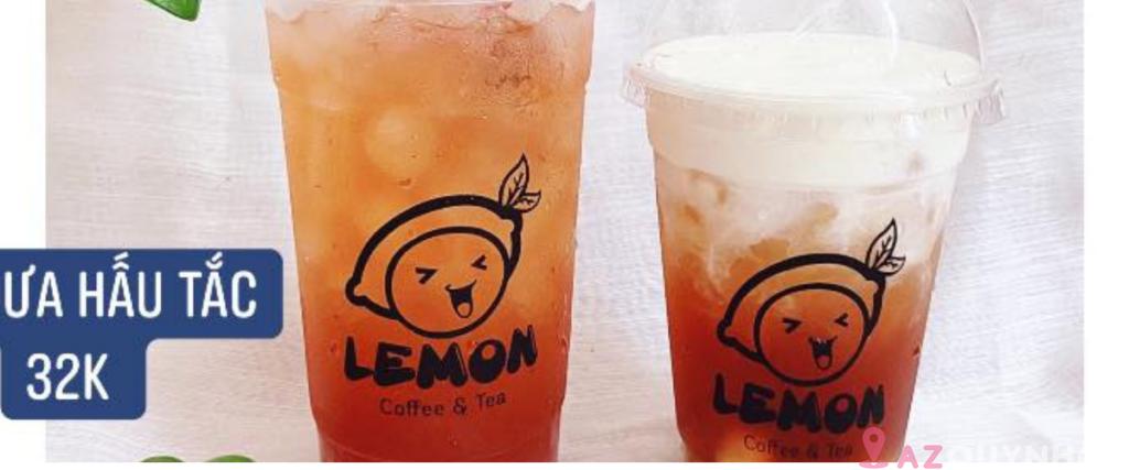 Lemon Coffee & Tea – Tiệm cafe đẹp tại Quy Nhơn
