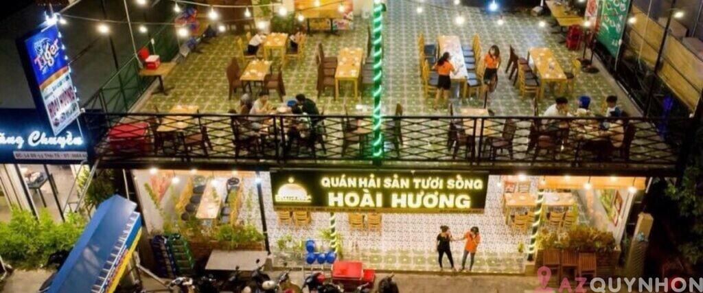 Nhà hàng hải sản Hoài Hương Quy Nhơn