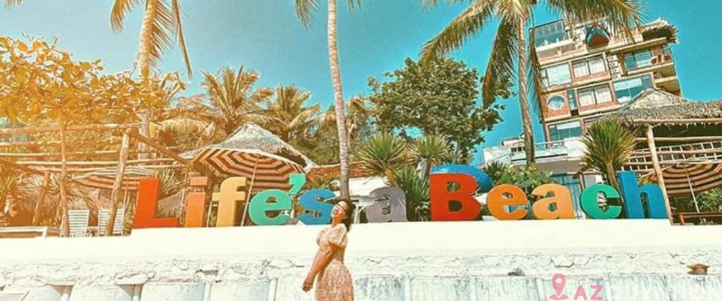 Homestay Life's A Beach ở Quy Nhơn đẹp mê hồn khách du lịch