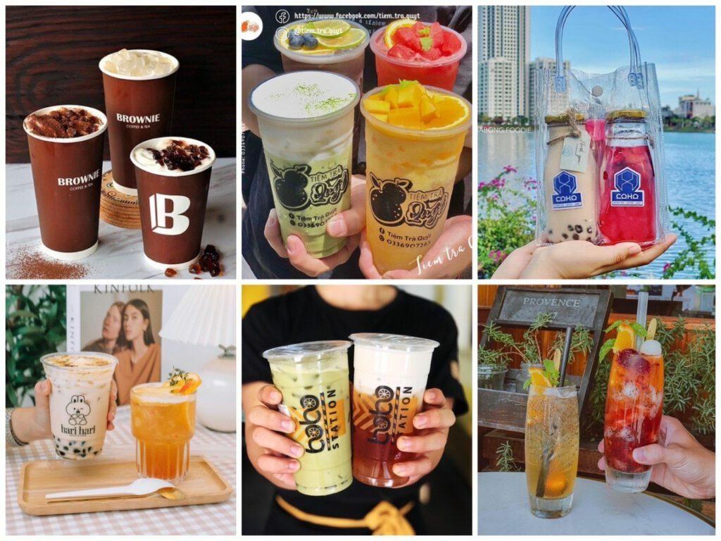 Bỏ Túi Ngay Top 10+ Quán Trà Sữa Ngon Ở Quy Nhơn Freeship Trong Mùa Dịch