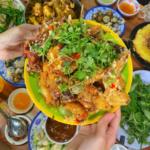 Gà chỉ Bốn Mùa - đặc sản gà trên đèo ở Quy Nhơn